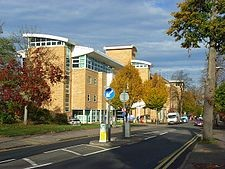 Royal Battle and Berkshire Hospital Consolidation